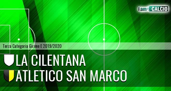 La Cilentana - Atletico San Marco
