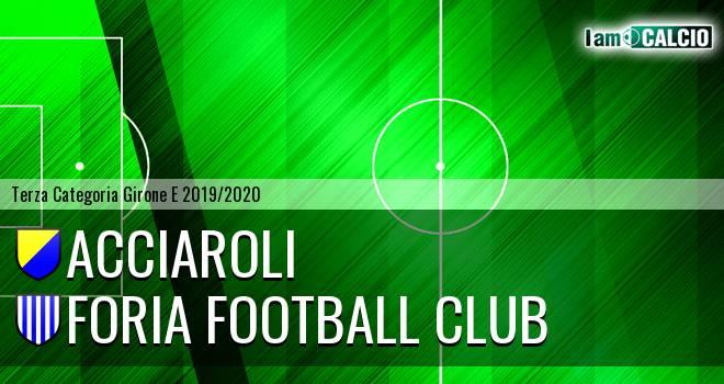 Acciaroli - Foria Football Club