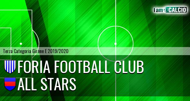 Foria Football Club - All Stars