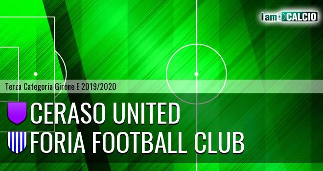 Ceraso United - Foria Football Club