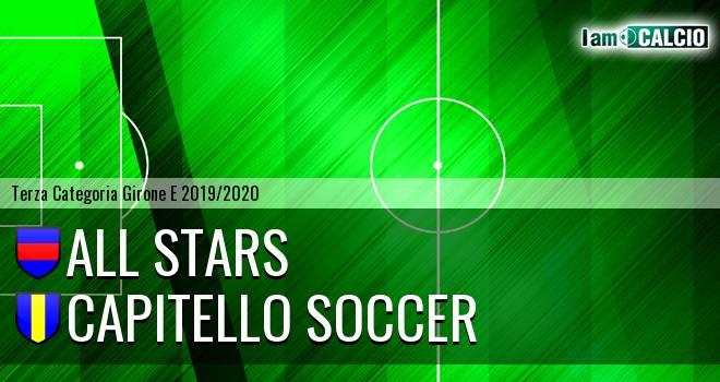 All Stars - Capitello Soccer