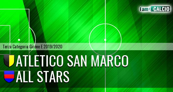 Atletico San Marco - All Stars