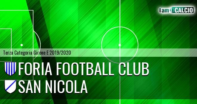Foria Football Club - San Nicola