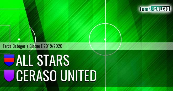 All Stars - Ceraso United