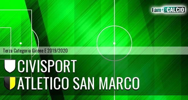 Civisport - Atletico San Marco