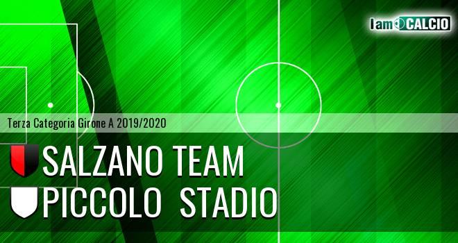 Salzano Team - Piccolo  stadio