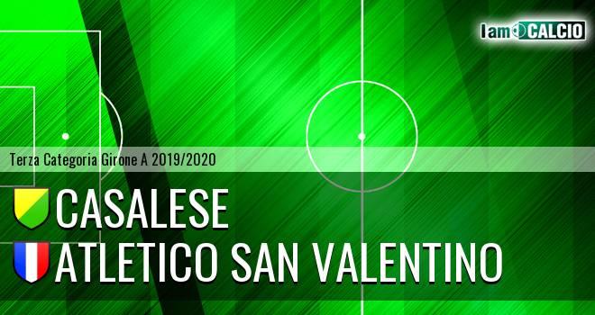 Casalese - Atletico San Valentino