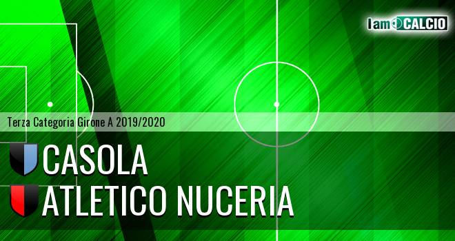Casola - Atletico Nuceria