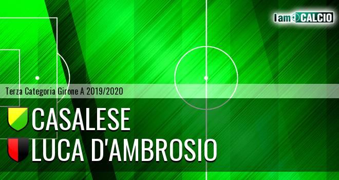 Casalese - Luca D'Ambrosio