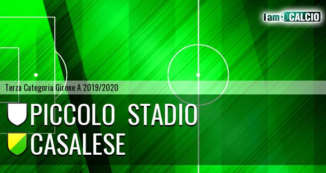 Piccolo  stadio - Casalese