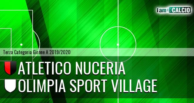 Atletico Nuceria - Olimpia Sport Village