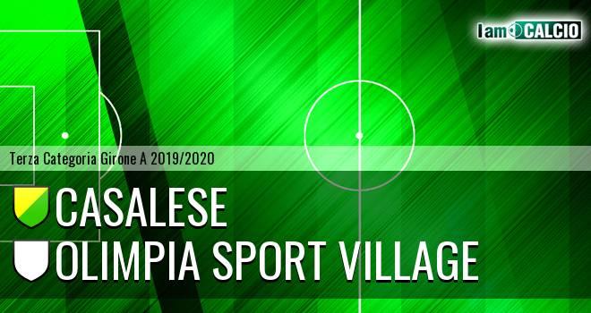 Casalese - Olimpia Sport Village