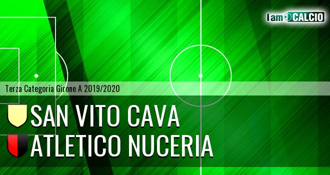 San Vito Cava - Atletico Nuceria