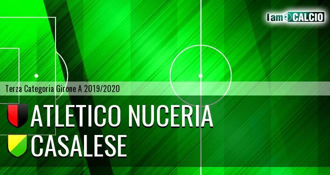 Atletico Nuceria - Casalese