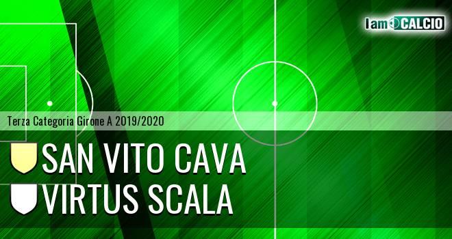 San Vito Cava - Virtus Scala