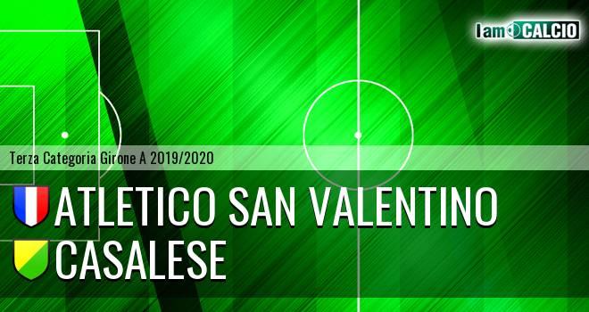 Atletico San Valentino - Casalese