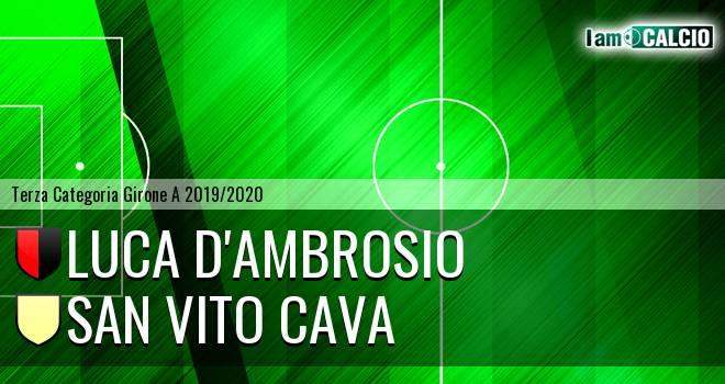 Luca D'Ambrosio - San Vito Cava