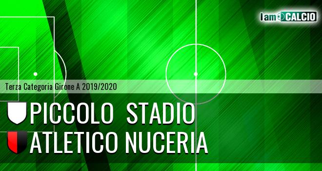 Piccolo  stadio - Atletico Nuceria