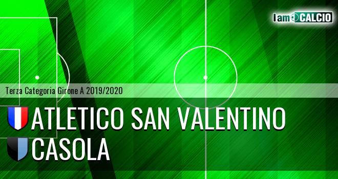 Atletico San Valentino - Casola