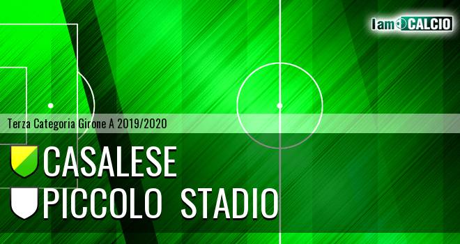 Casalese - Piccolo  stadio