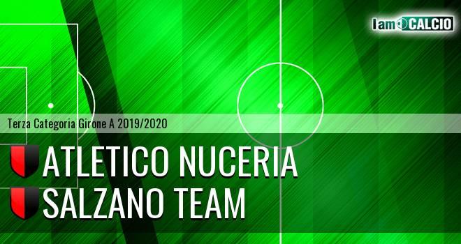 Atletico Nuceria - Salzano Team