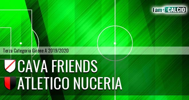 Cava friends - Atletico Nuceria