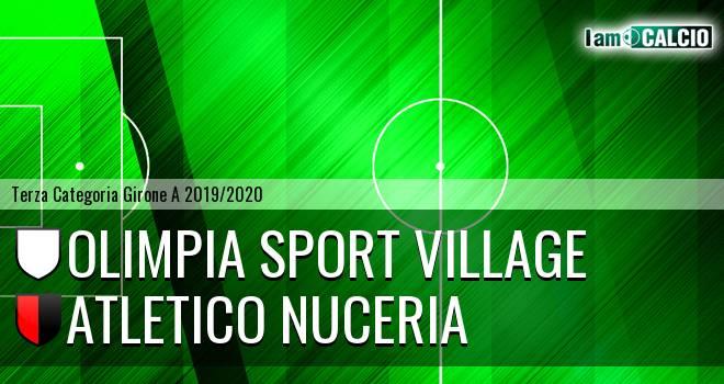 Olimpia Sport Village - Atletico Nuceria