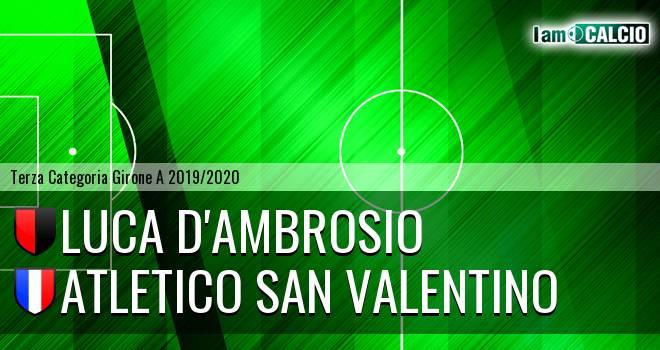 Luca D'Ambrosio - Atletico San Valentino