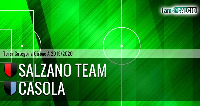 Salzano Team - Casola