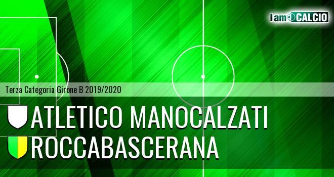 Atletico Manocalzati - Roccabascerana