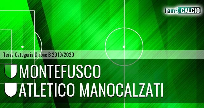 Montefusco - Atletico Manocalzati