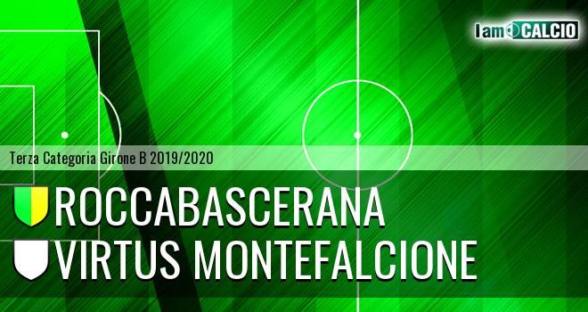 Roccabascerana - Virtus Montefalcione