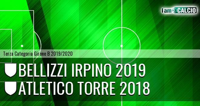 Bellizzi Irpino 2019 - Atletico Torre 2018