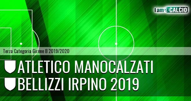 Atletico Manocalzati - Bellizzi Irpino 2019
