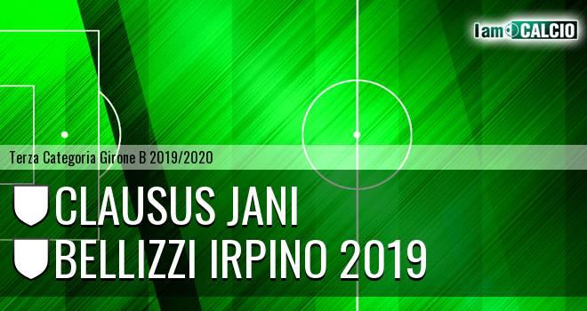 Clausus Jani - Bellizzi Irpino 2019