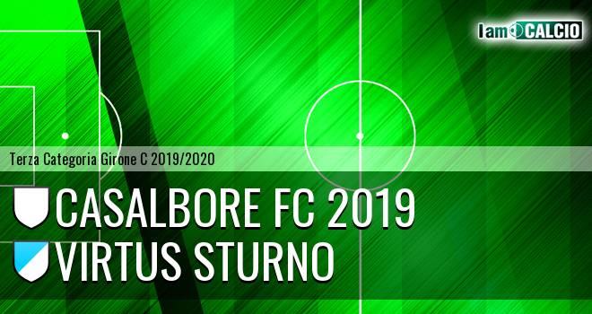 Casalbore FC 2019 - Virtus Sturno