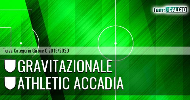 Gravitazionale - Athletic Accadia
