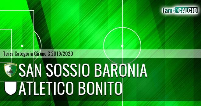 San Sossio Baronia - Atletico Bonito