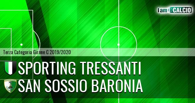 Sporting Tressanti - San Sossio Baronia