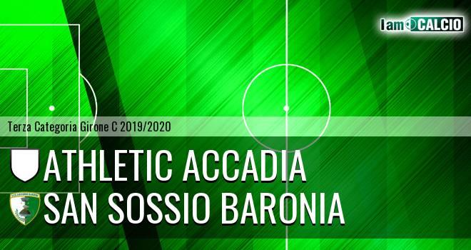 Athletic Accadia - San Sossio Baronia