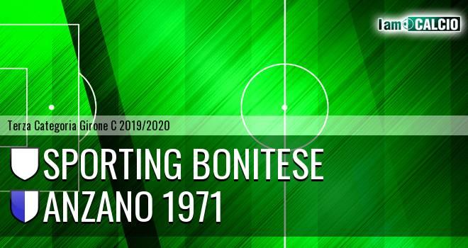 Sporting Bonitese - Anzano 1971