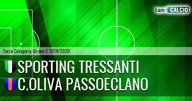 Sporting Tressanti - C.Oliva Passoeclano
