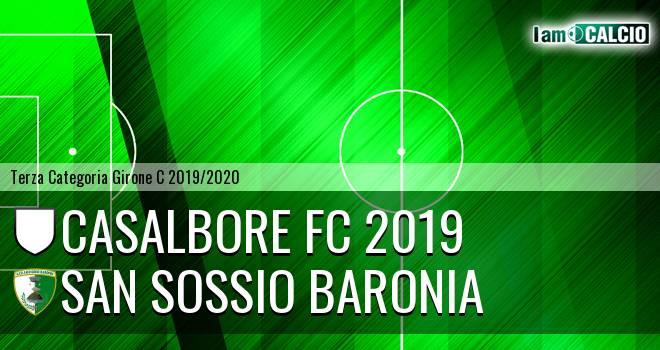 Casalbore FC 2019 - San Sossio Baronia