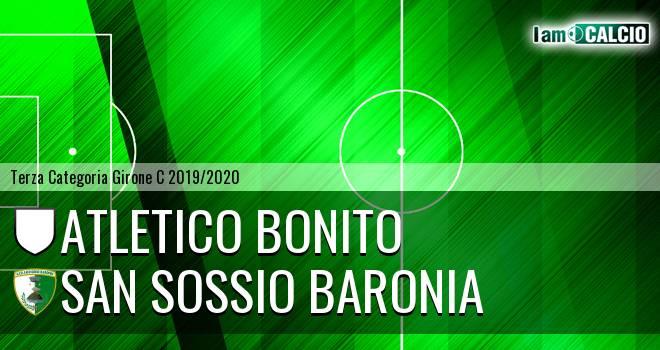 Atletico Bonito - San Sossio Baronia