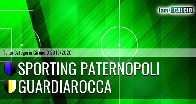 Sporting Paternopoli - Guardiarocca