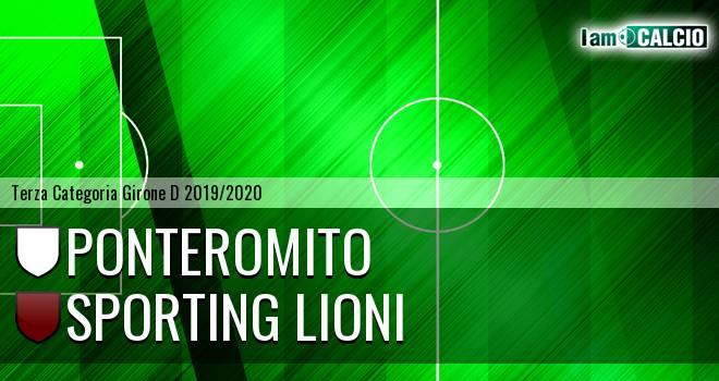 Ponteromito - Sporting Lioni