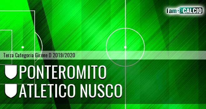 Ponteromito - Atletico Nusco