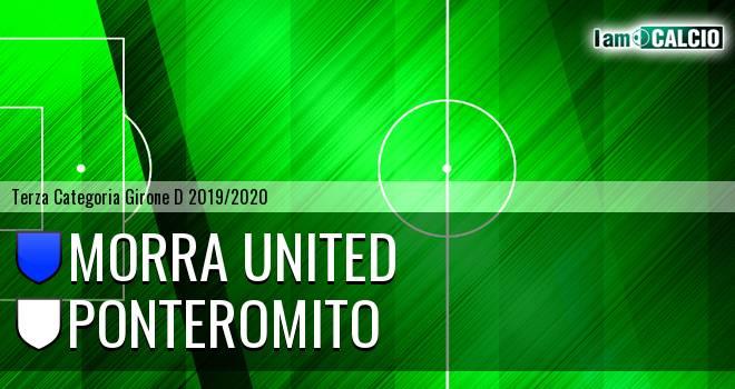 Morra United - Ponteromito