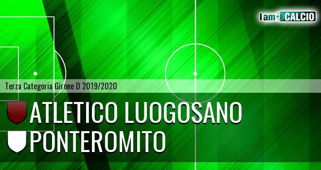 Atletico Luogosano - Ponteromito