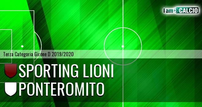 Sporting Lioni - Ponteromito